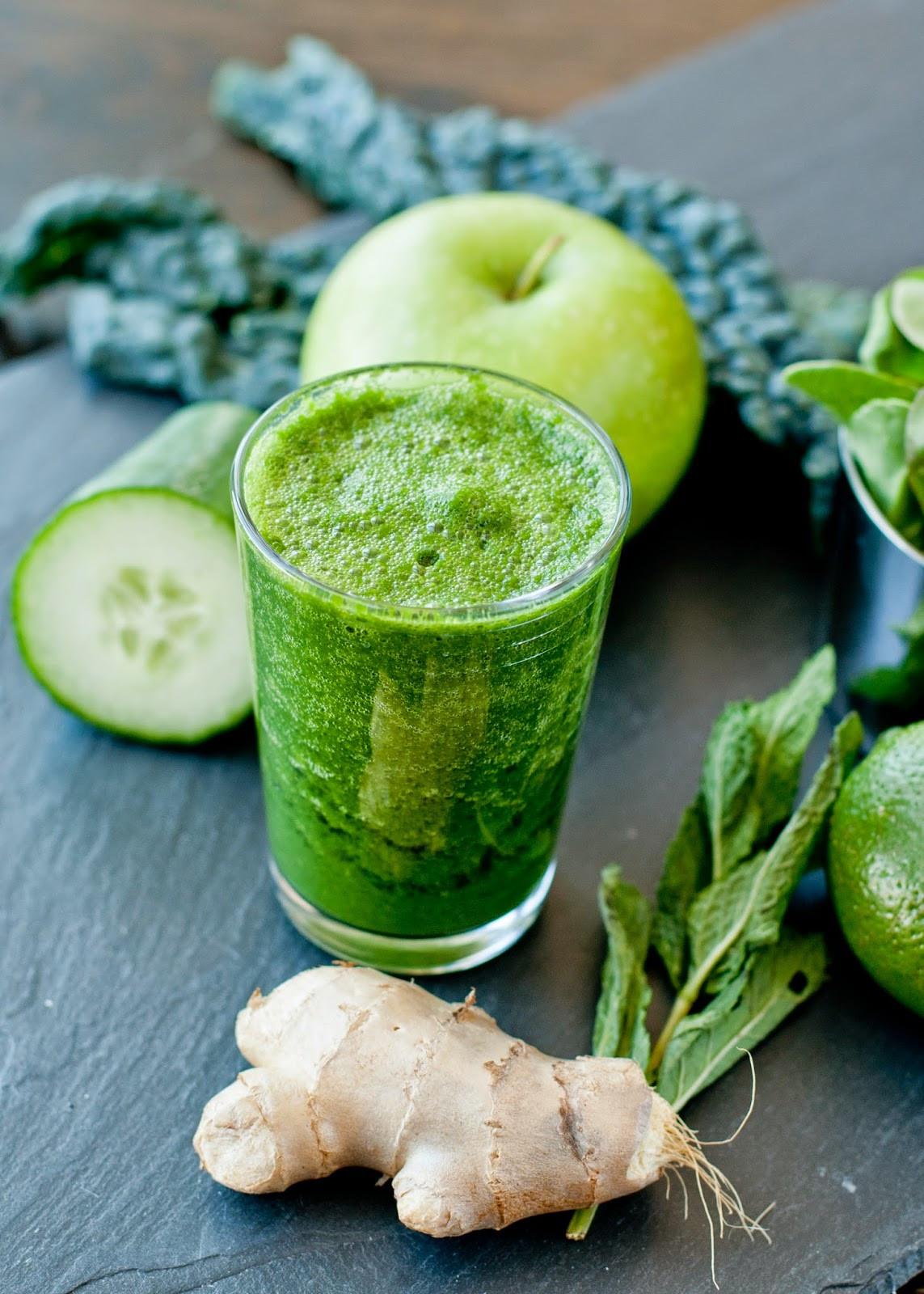 Healthy Green Smoothies  IMPROV kitchen green smoothies round 2