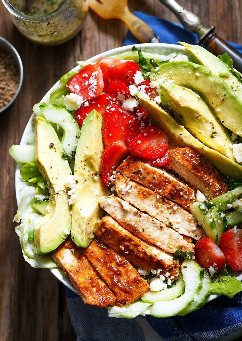 Healthy Grilled Dinners  Chicken Dinner Ideas 15 Easy & Yummy Recipes for Busy