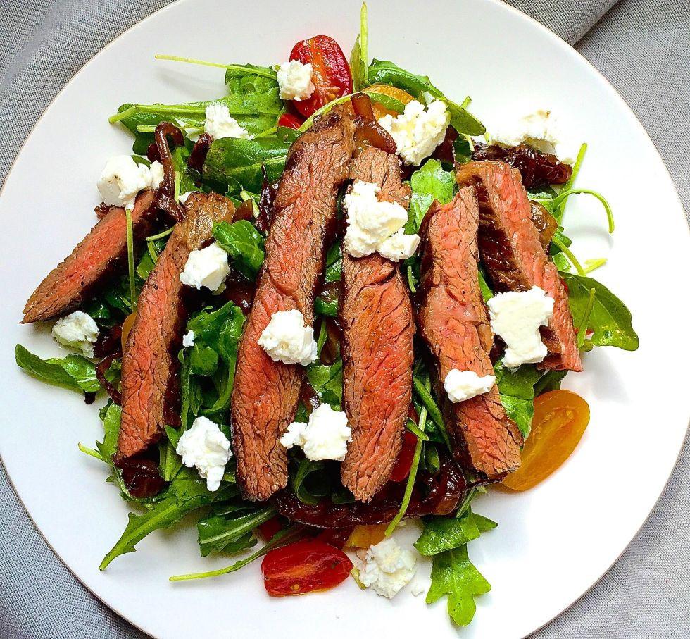 Healthy Grilled Dinners  grilled steak dinner menu