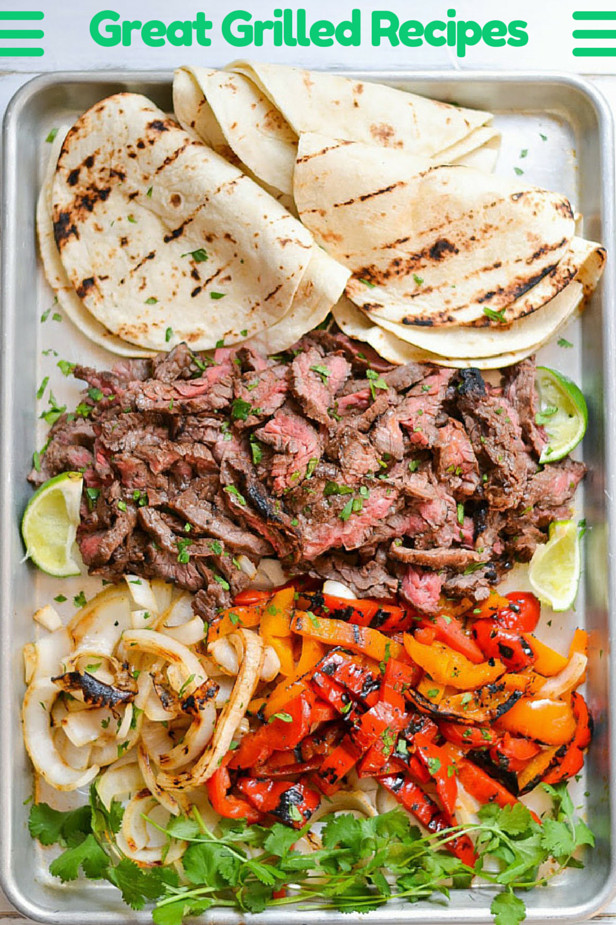 Healthy Grilled Dinners  4 Grilling Recipes You ll Want to Try This Summer