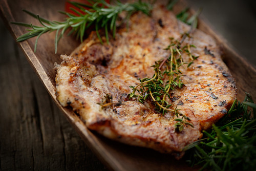 Healthy Grilled Pork Chops  Healthy Dinner Grilled Pork Chops in Kentucky Style
