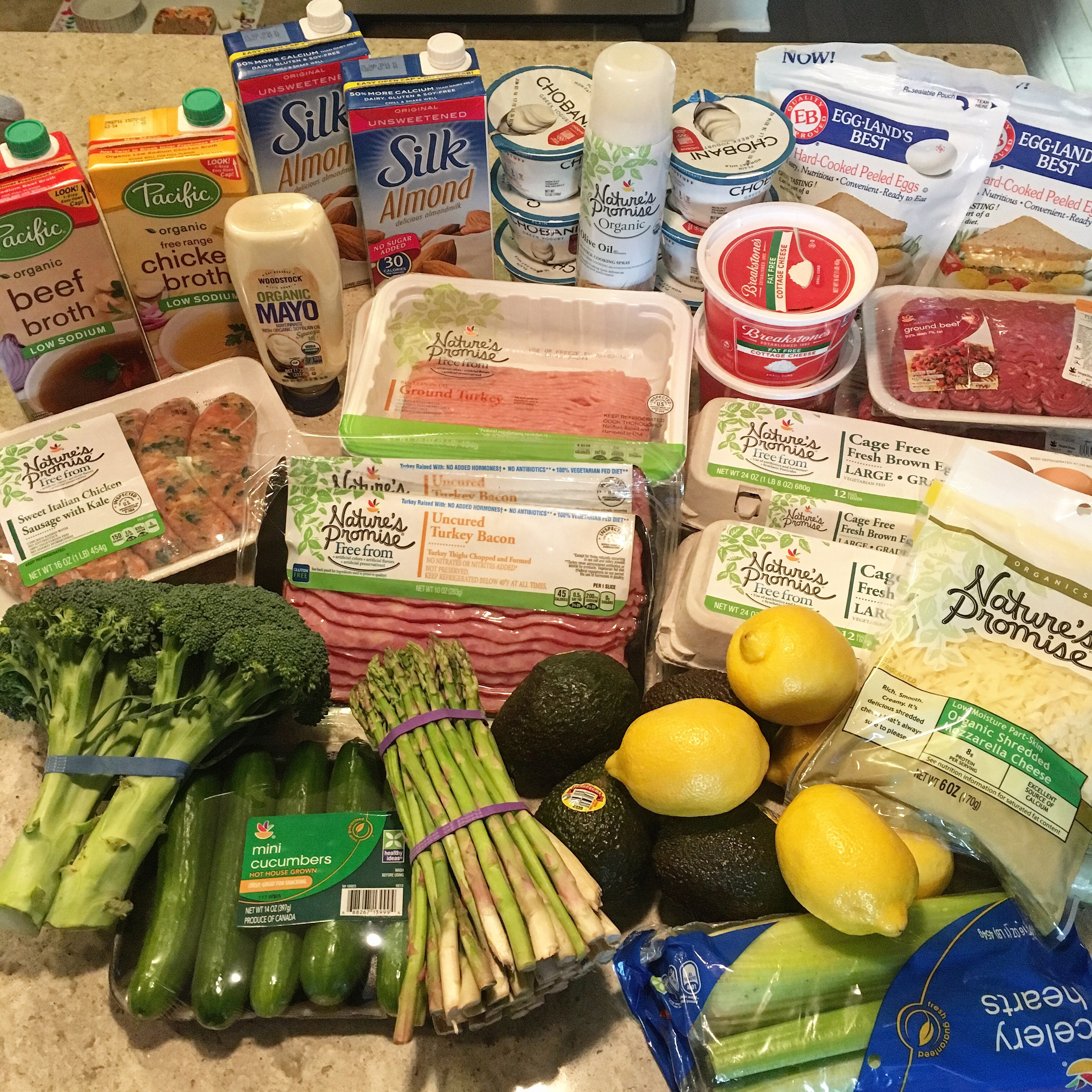 Healthy Grocery Snacks  Ketogenic Diet Healthy Grocery Shopping Haul – Jersey Girl