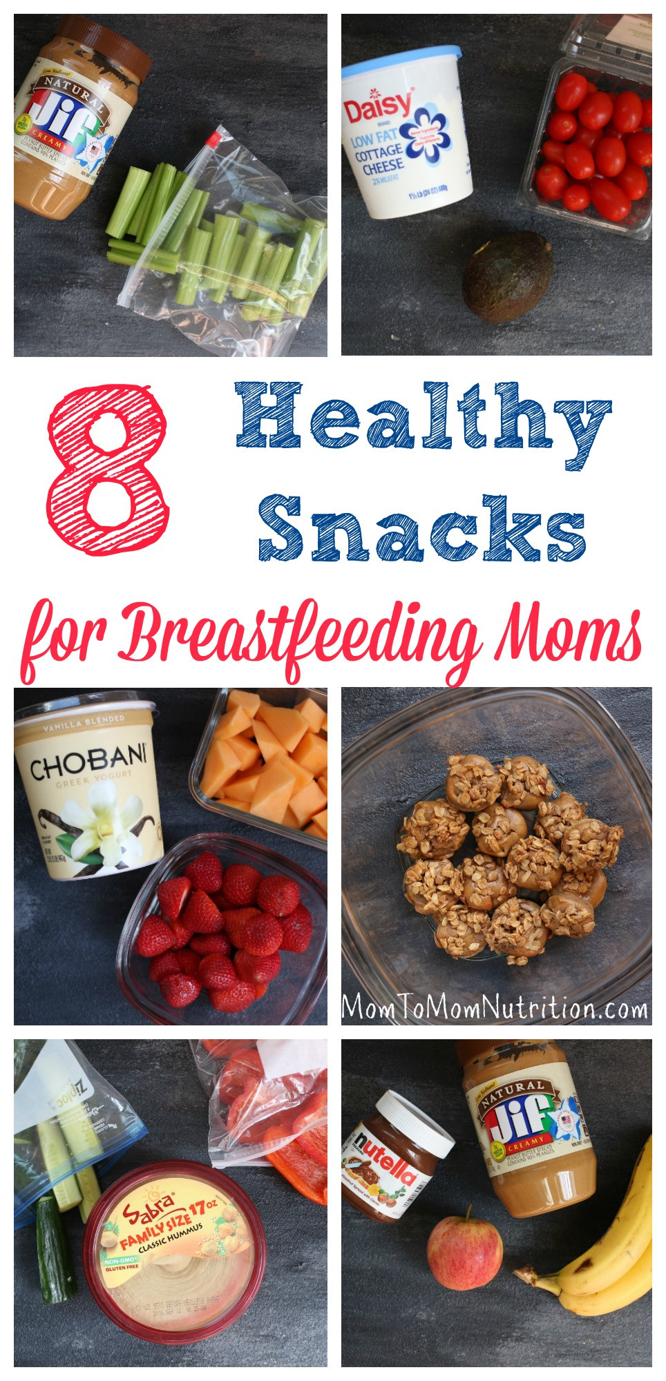 Healthy Grocery Snacks  8 Healthy Snacks for Breastfeeding Moms Mom to Mom Nutrition