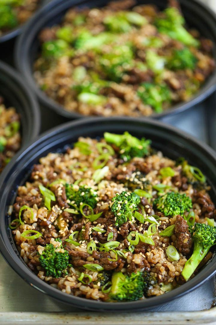 Healthy Ground Beef And Broccoli Recipe  Best 25 Chinese Beef And Broccoli ideas on Pinterest