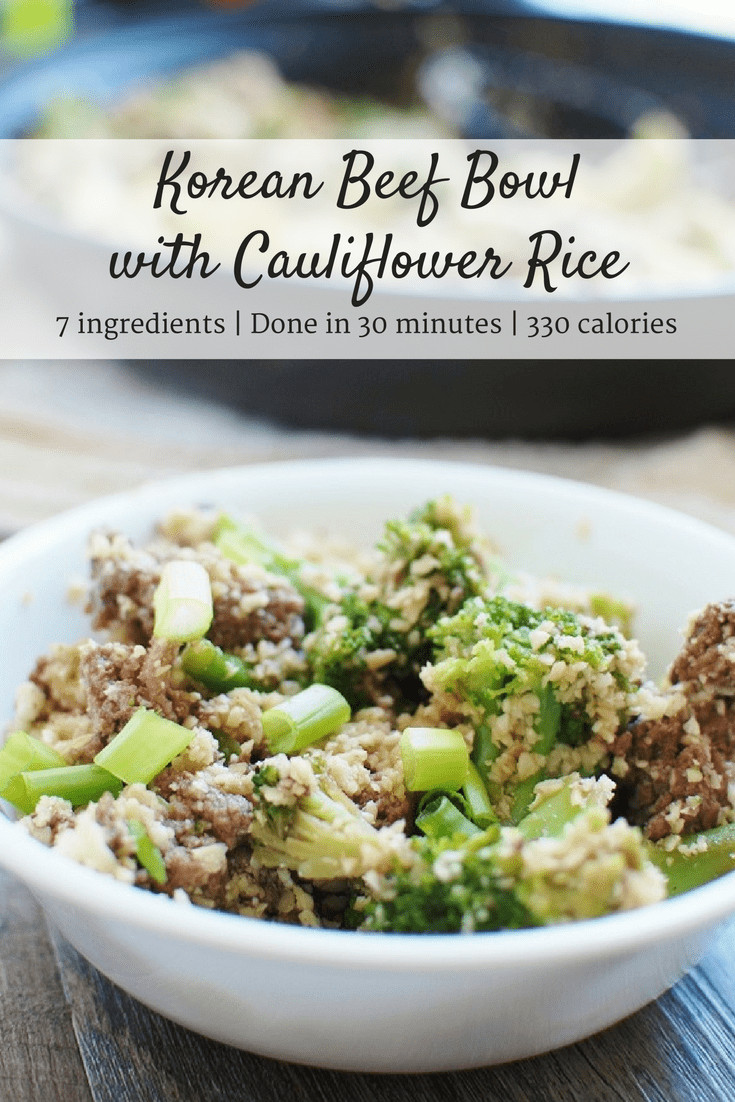 Healthy Ground Beef And Broccoli Recipe  ground beef and rice recipes healthy