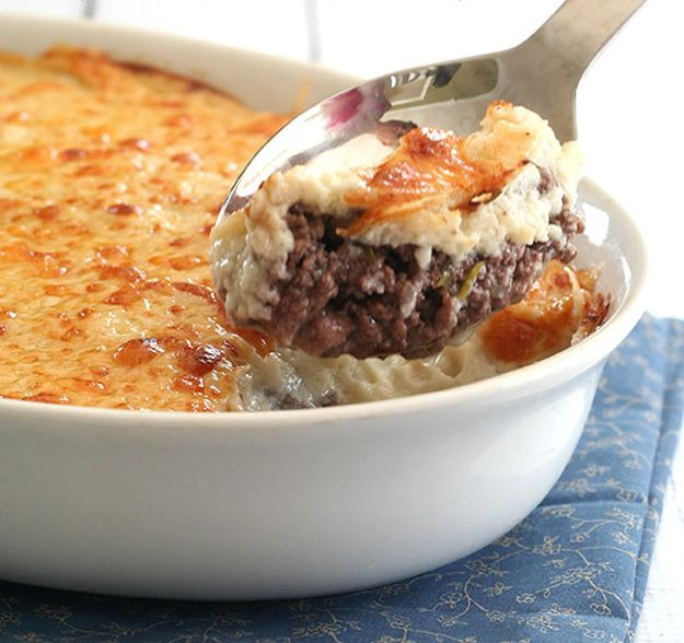 Healthy Ground Beef Casseroles  10 Healthy Ground Beef Recipes