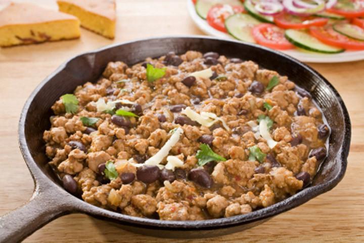 Healthy Ground Beef Skillet Recipes  Ground Beef Skillet Recipes CDKitchen