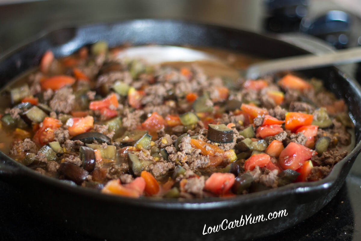 Healthy Ground Beef Skillet Recipes  Kalyn s Kitchen 25 Deliciously Healthy Low Carb Recipes