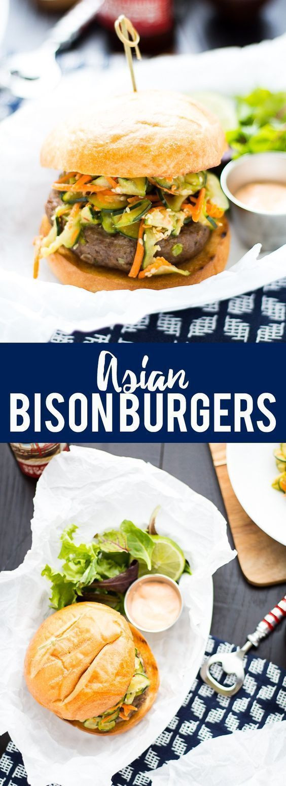 Healthy Ground Bison Recipes  100 Ground Bison Recipes on Pinterest