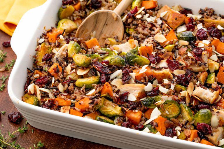 Healthy Ground Chicken Casserole  Best Healthy Chicken Casserole Recipe How to Make