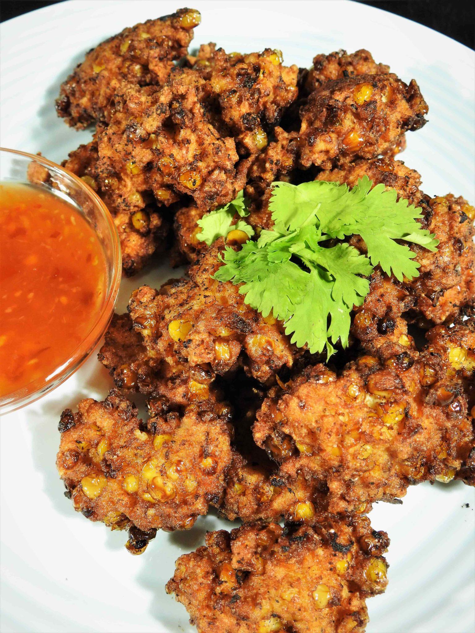 Healthy Ground Chicken Recipes  Ground Chicken Corn Patties Healthy Thai Recipes