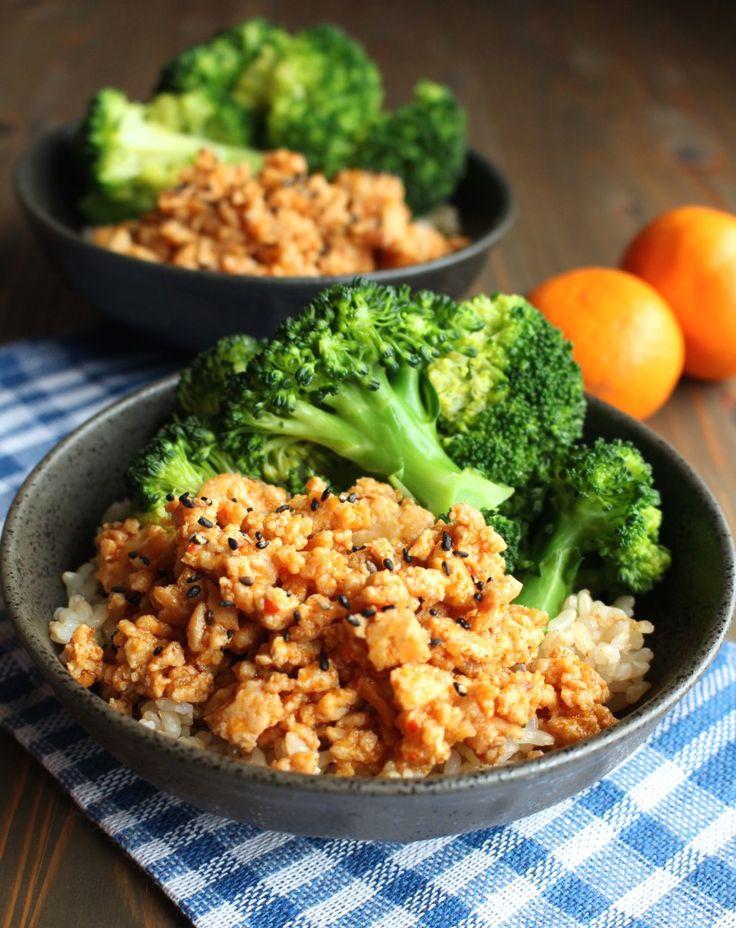Healthy Ground Pork Recipes  100 Ground Chicken Recipes on Pinterest