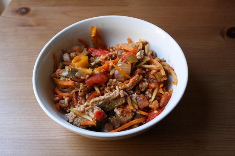 Healthy Ground Turkey Crock Pot Recipes  Ground Turkey Broccoli Slawghetti Crock Pot Recipe Run