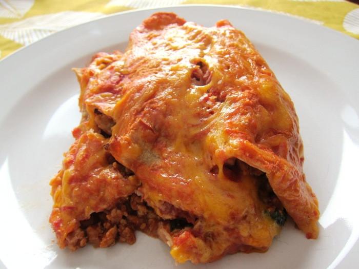 Healthy Ground Turkey Enchiladas  How To Make Turkey Enchiladas – Melanie Cooks