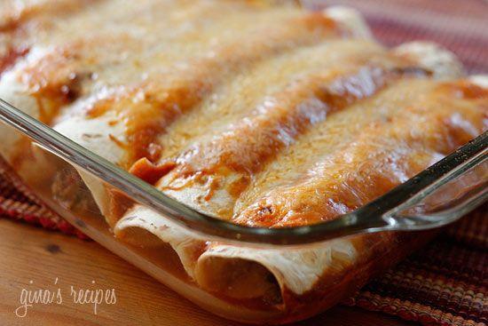 Healthy Ground Turkey Enchiladas  17 Best ideas about Cant Wait on Pinterest