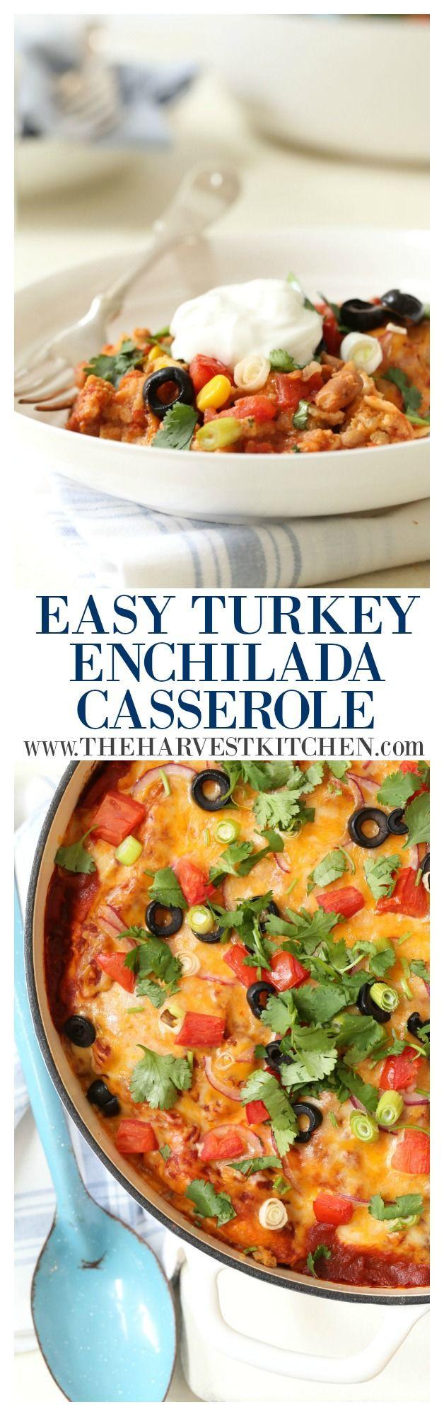 Healthy Ground Turkey Enchiladas  Best 25 Ground turkey enchiladas ideas on Pinterest