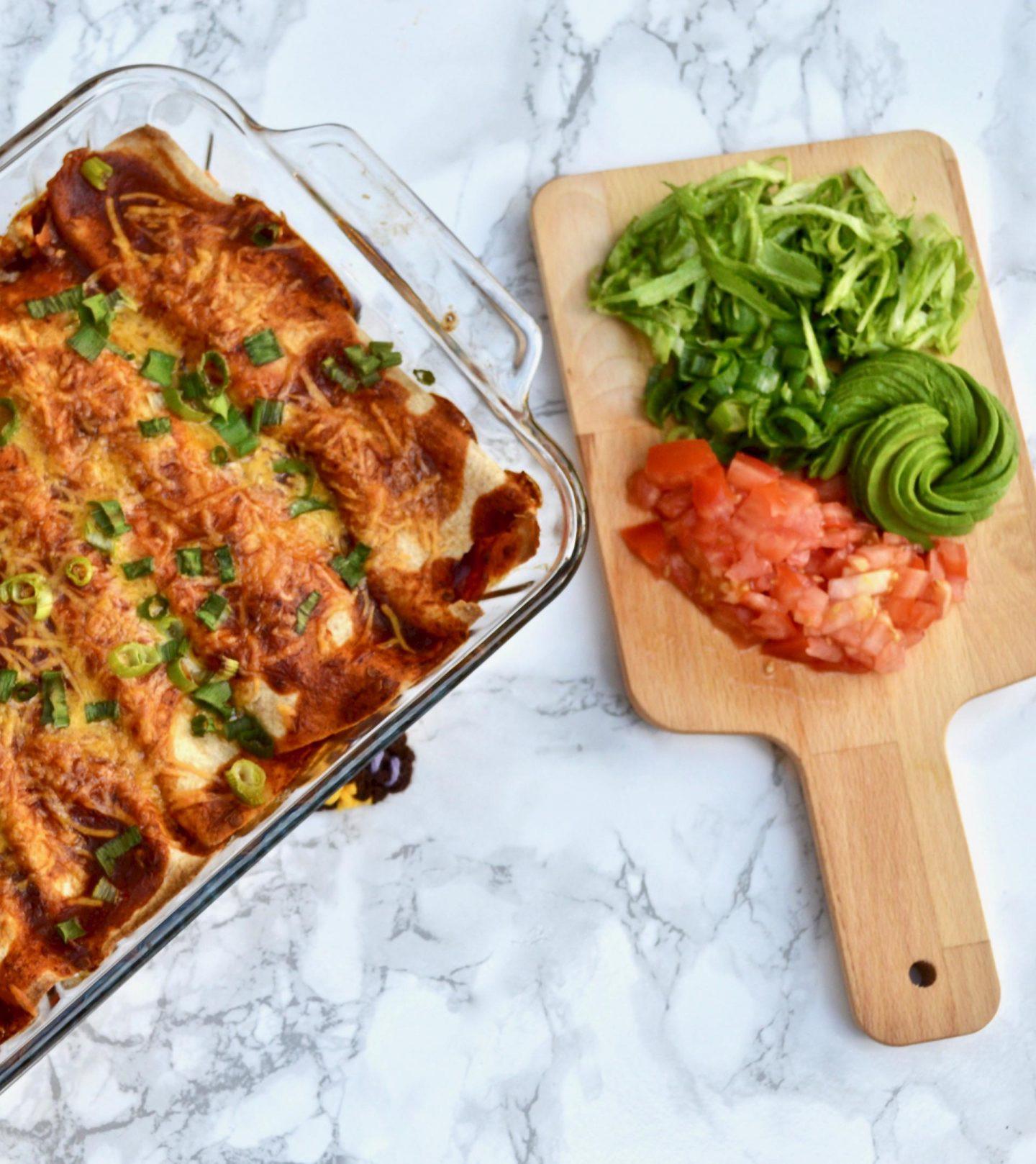 Healthy Ground Turkey Enchiladas  Healthy Turkey Enchiladas An Unblurred Lady