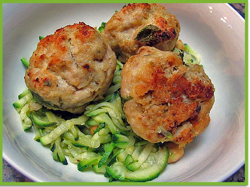 Healthy Ground Turkey Meatballs  greek ground turkey meatballs
