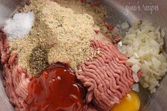 Healthy Ground Turkey Meatloaf  Turkey Meatloaf