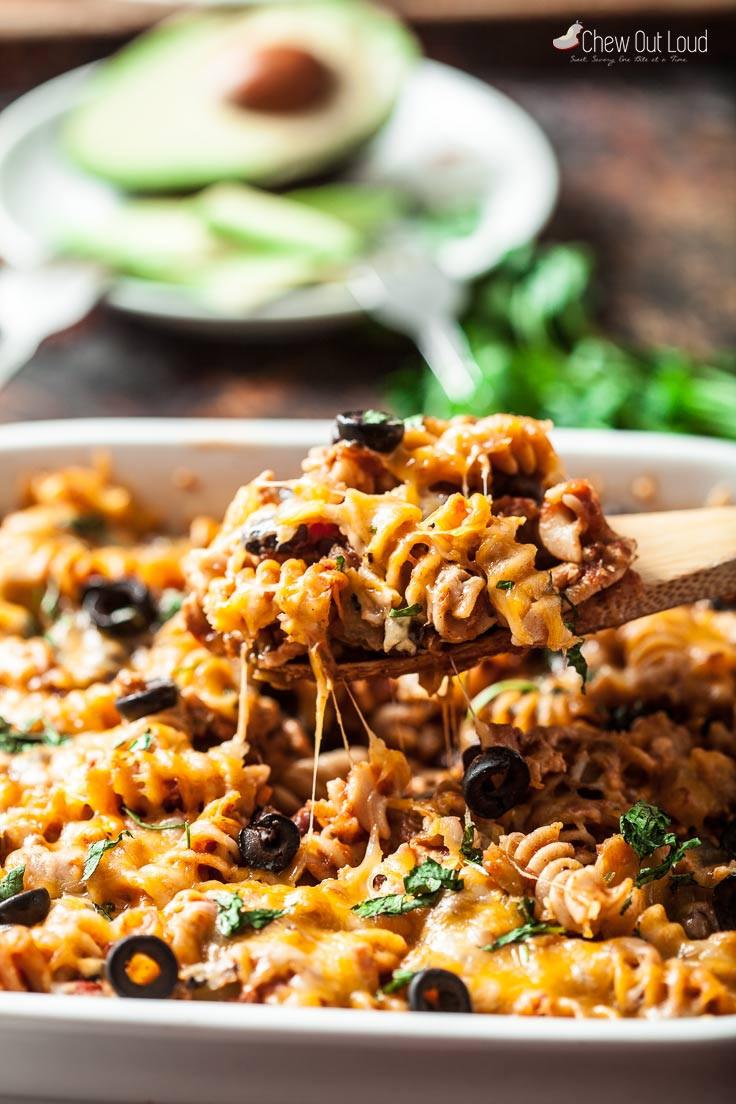 Healthy Ground Turkey Pasta Recipes  21 Ground Turkey Pasta Recipes You Should Definitely Try