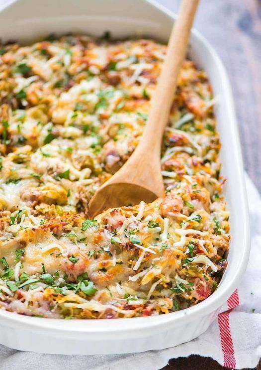 Healthy Ground Turkey Pasta Recipes  High Protein Ground Turkey Recipes for Dinner