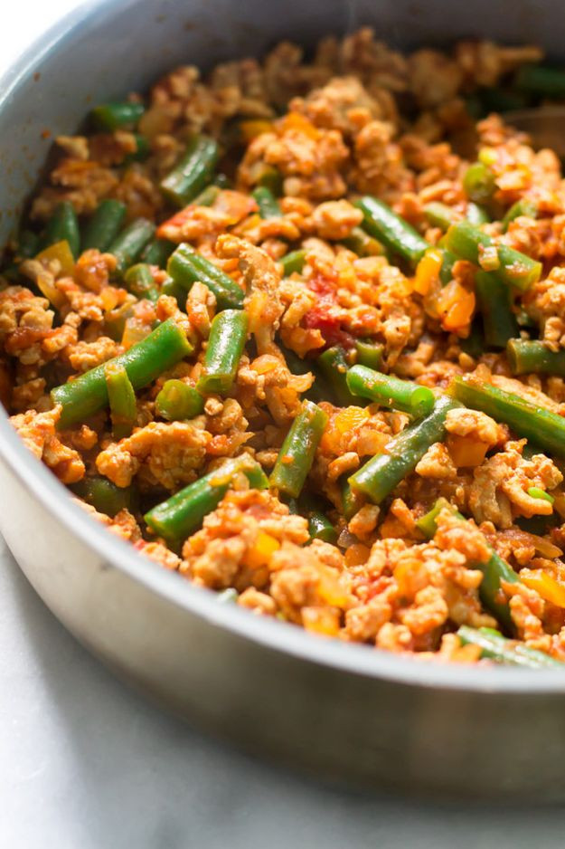 Healthy Ground Turkey Skillet Recipes the Best Ideas for 13 Delicious and Healthy Ground Turkey Recipes