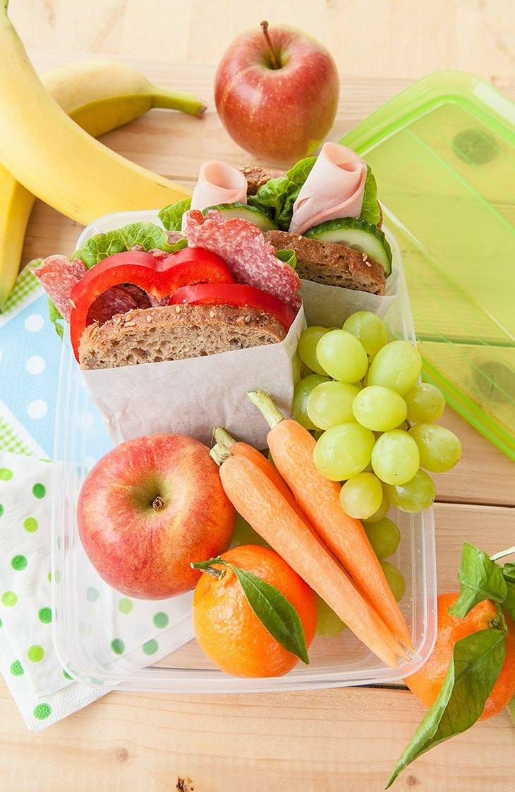 Healthy Group Snacks  7 Excellent Benefits Healthy Snacks To Take To School