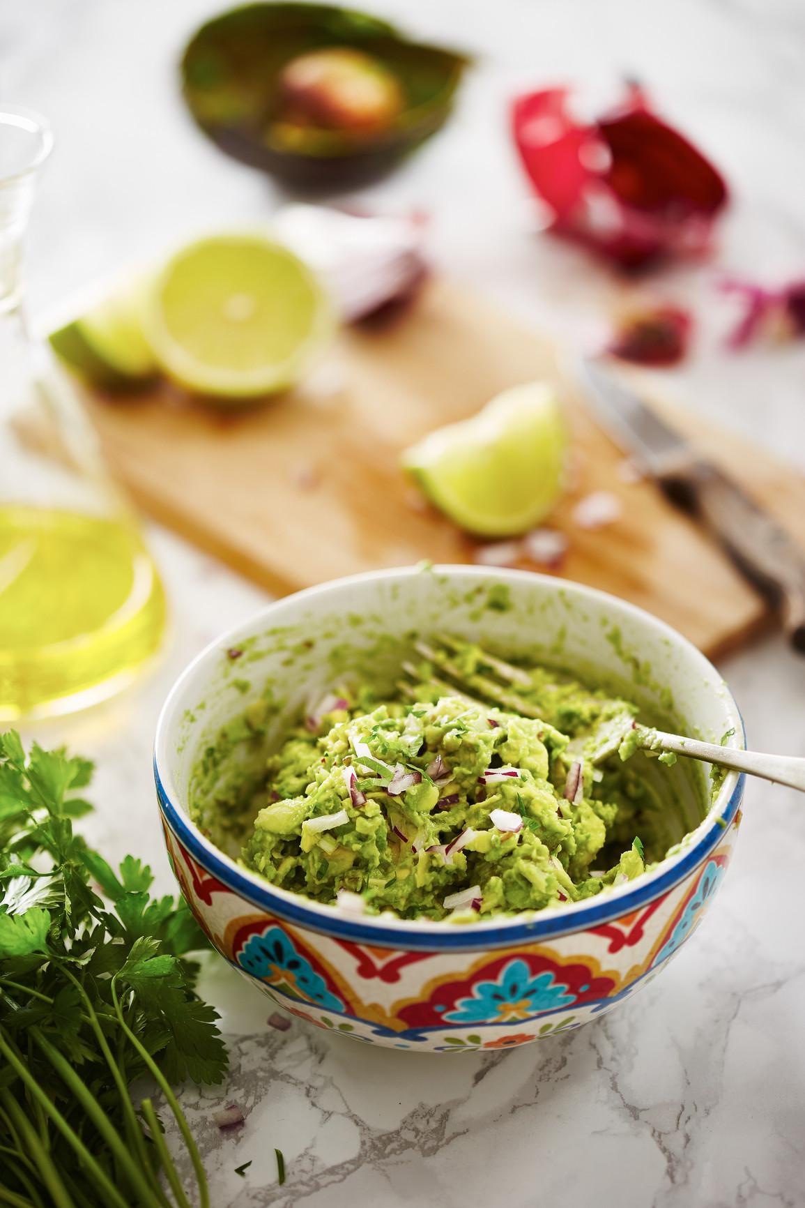 Healthy Guacamole Meals  3 Healthy Mexican Dip Ideas for Your Next Fiesta Party