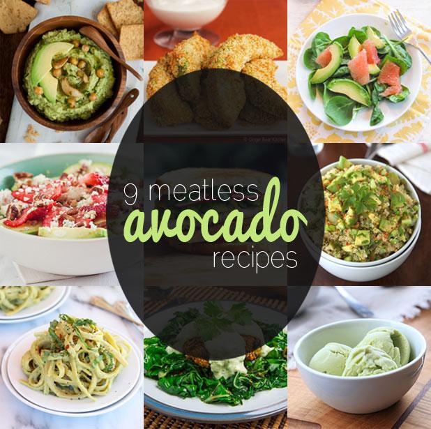 Healthy Guacamole Meals  9 Meatless Avocado Recipes to Go Green Recipes