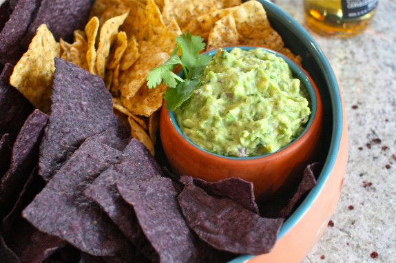 Healthy Guacamole Recipe  Michel's Healthy Super Bowl Guacamole Recipe vlog