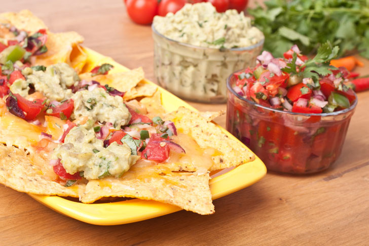 Healthy Guacamole Snacks  Top 10 Healthy Snacks
