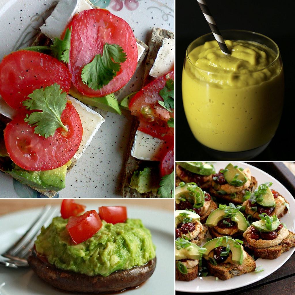 Healthy Guacamole Snacks  Avocado Snack Ideas