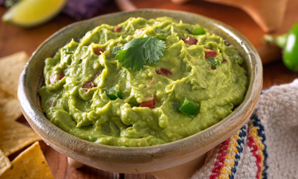 Healthy Guacamole Snacks  The Best Guacamole Recipe Ever