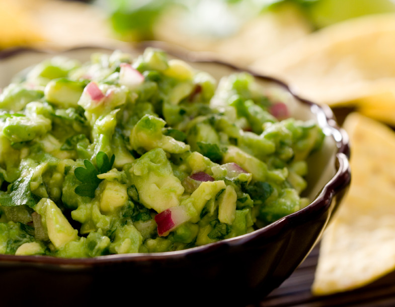 Healthy Guacamole Snacks  Homemade Guacamole The Picky Eater