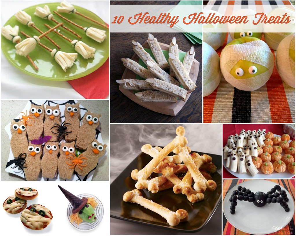 Healthy Halloween Desserts  Holidays 10 Healthy Halloween Treats Mirabelle Creations