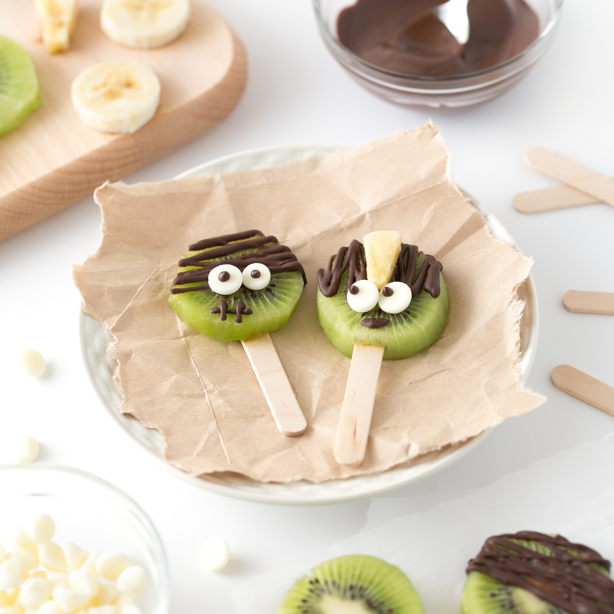 Healthy Halloween Desserts  Easy Fun Healthy Halloween Treats Your Trick or Treaters