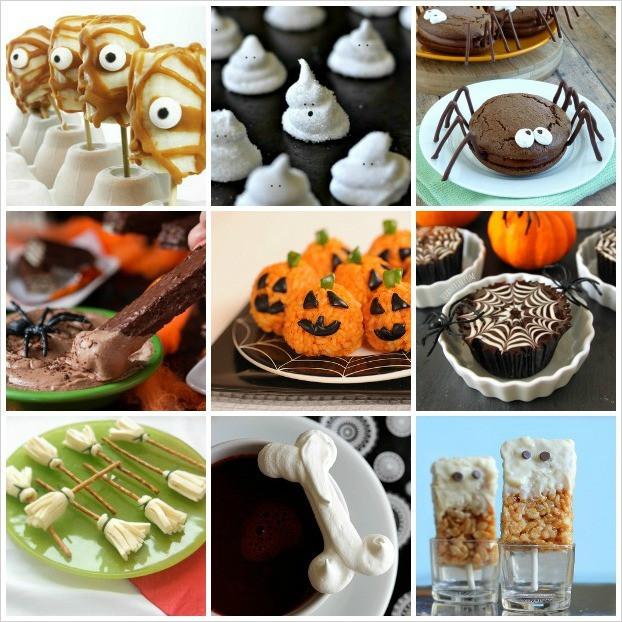 Healthy Halloween Desserts  13 Healthy Halloween Treats