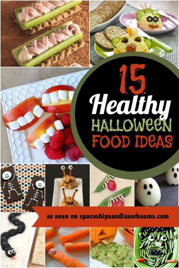 Healthy Halloween Party Snacks  15 Kids Healthy Party Food Ideas for Halloween