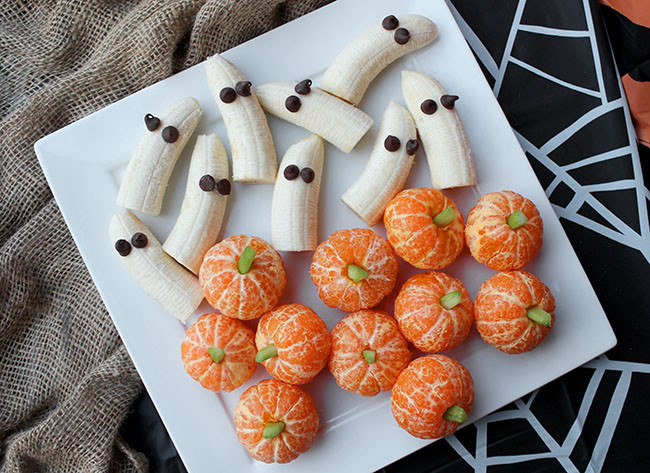 Healthy Halloween Party Snacks  Halloween Party Ideas Appetizers Dinner and Desserts