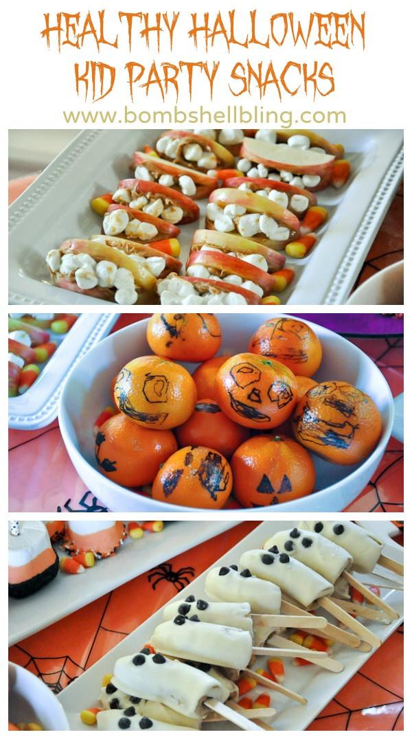 Healthy Halloween Party Snacks  40 Kid Halloween Food Ideas