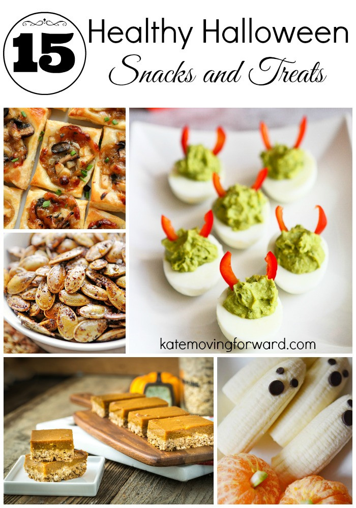 Healthy Halloween Party Snacks  15 Healthy Halloween Snacks and Treats