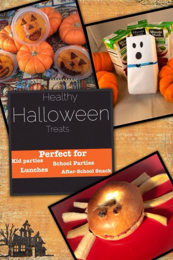 Healthy Halloween Snacks For School  Halloween Party Series Healthy Halloween Treats for Kid