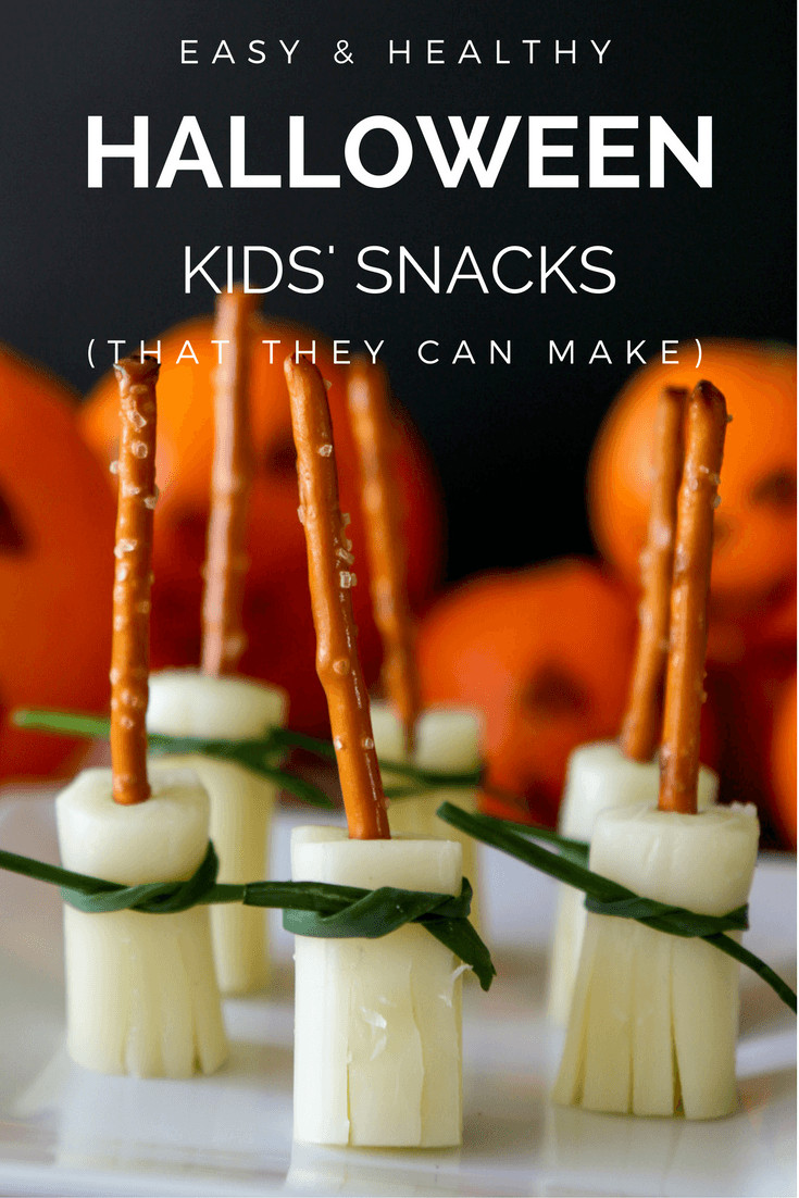 Healthy Halloween Snacks For School  5 Easy and Healthy Halloween Snacks for Kids La Jolla Mom