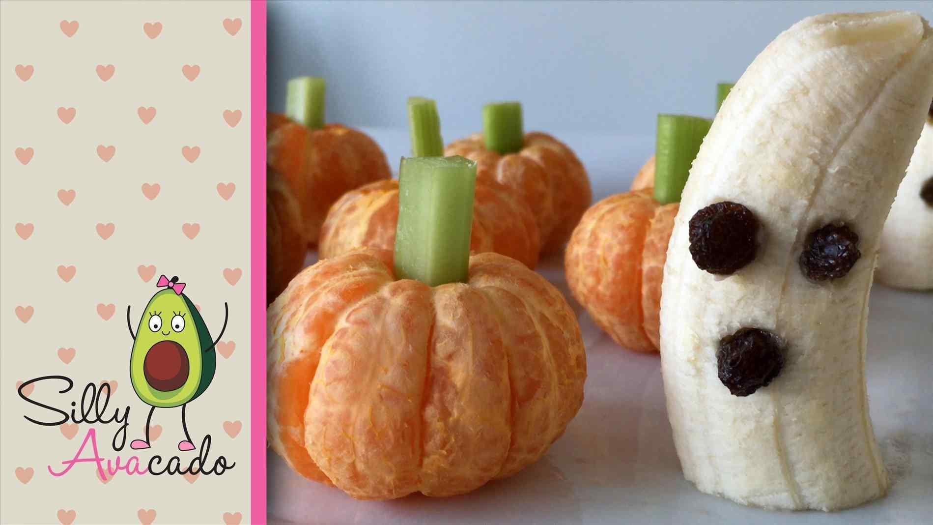 Healthy Halloween Snacks For School  Healthy Halloween Snacks For Kids 2018 OgaHealth