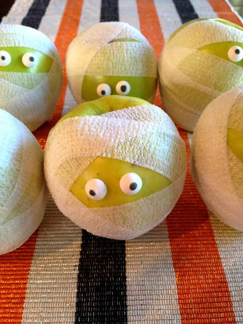 Healthy Halloween Snacks For School  Holidays 10 Healthy Halloween Treats Mirabelle Creations
