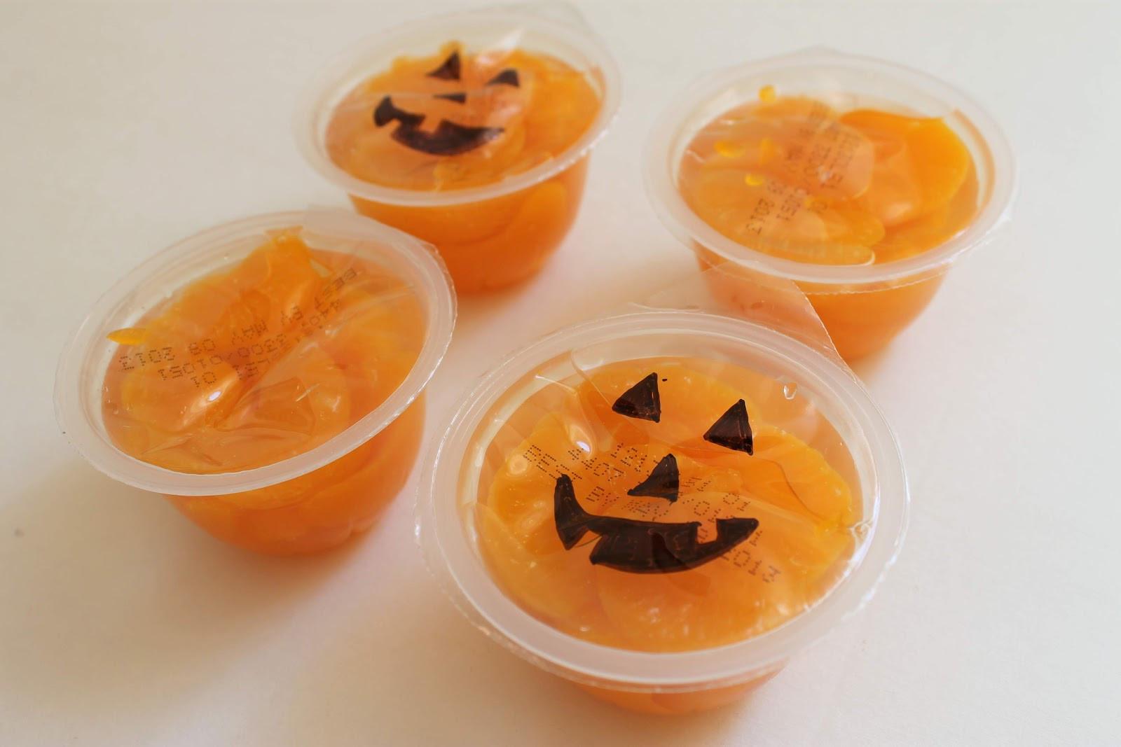 Healthy Halloween Snacks  Serving Pink Lemonade Healthy Halloween Snack