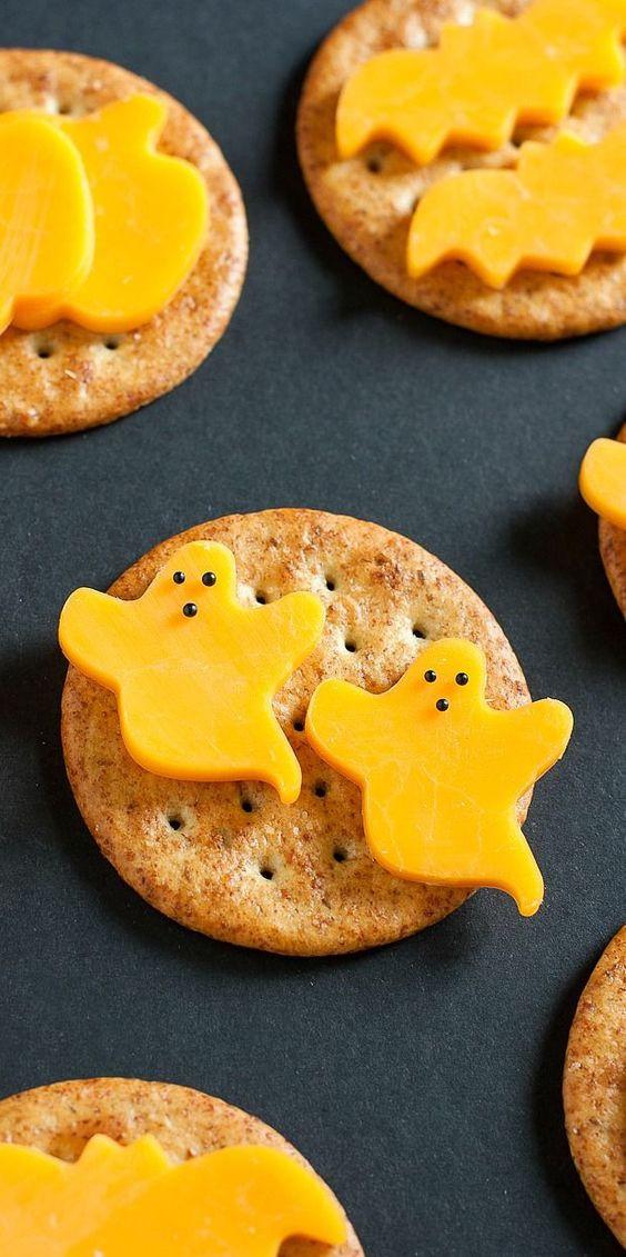 Healthy Halloween Snacks  Spooky Snacks and Healthy Halloween Treats Peas and