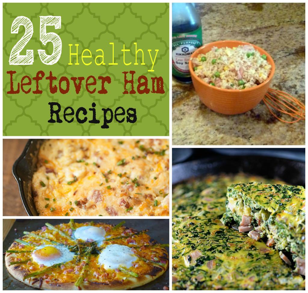 Healthy Ham Recipes  25 Healthy Leftover Ham Recipes Burnt Apple