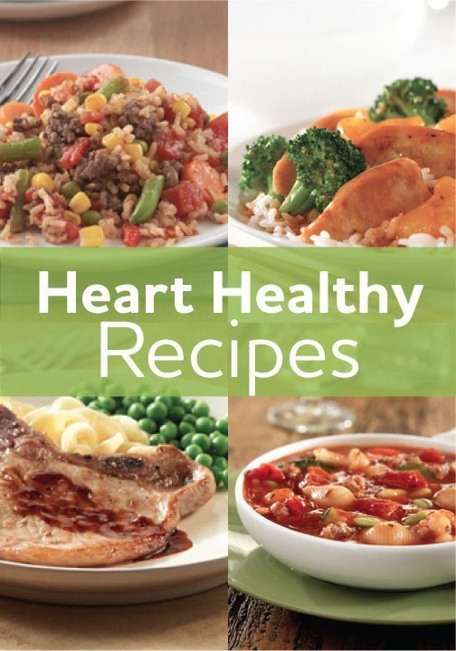 Healthy Heart Recipes  78 Best images about Quick Healthier Meals on Pinterest