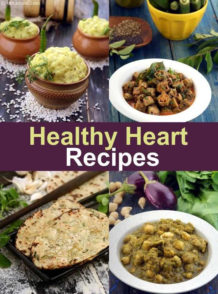 Healthy Heart Recipes  Healthy Heart Recipes Indian Healthy Heart Diet 300